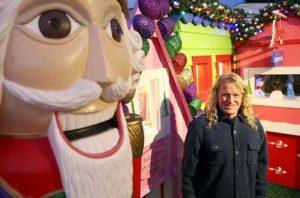 Farley Christmas house