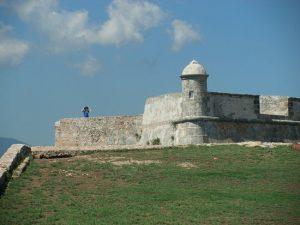 EL Morro Castle Santiago de Cuba